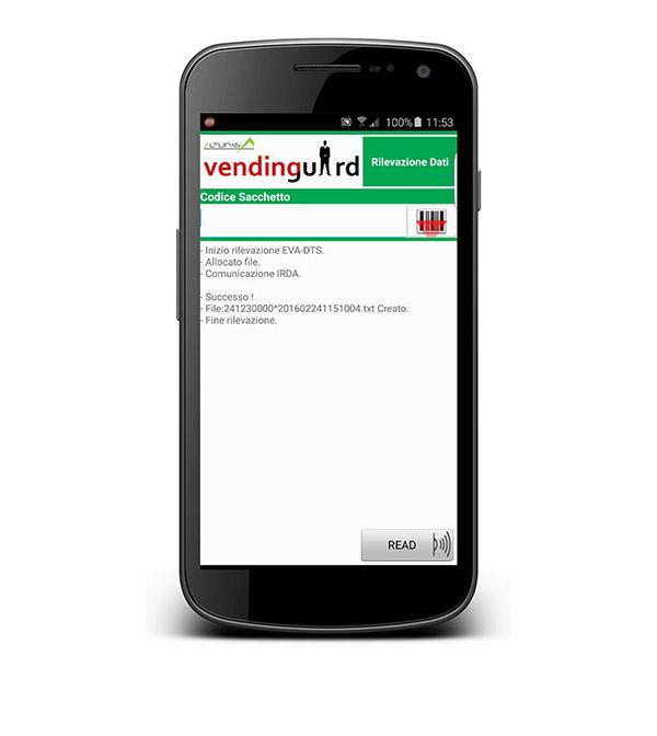 vendinguard rilevazione vending